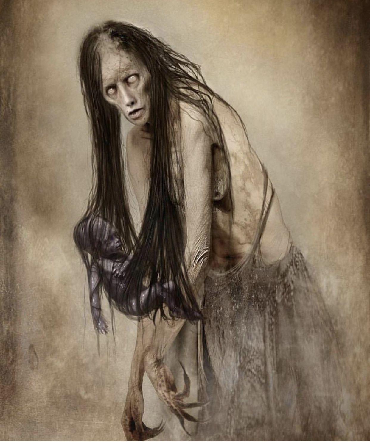 Картинки ведьм страшно