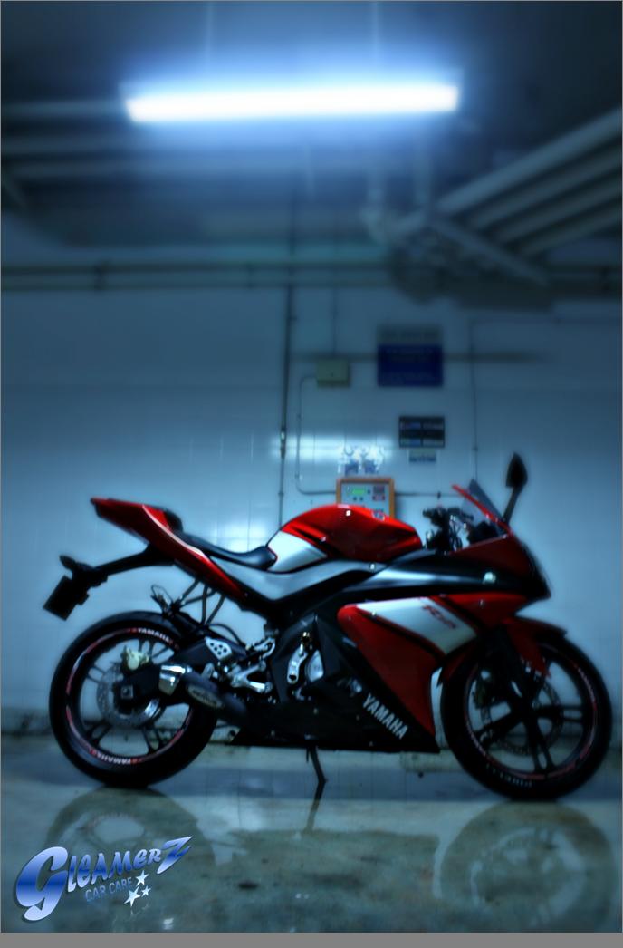 Yamaha R125 - By Gleamerz Bike Care