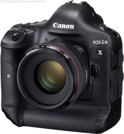 """Canon EOS 1D X 