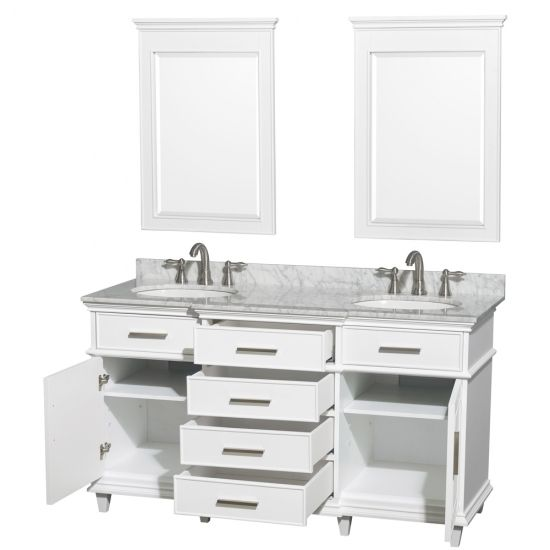 Beautiful 60 Inch Bathroom Vanity