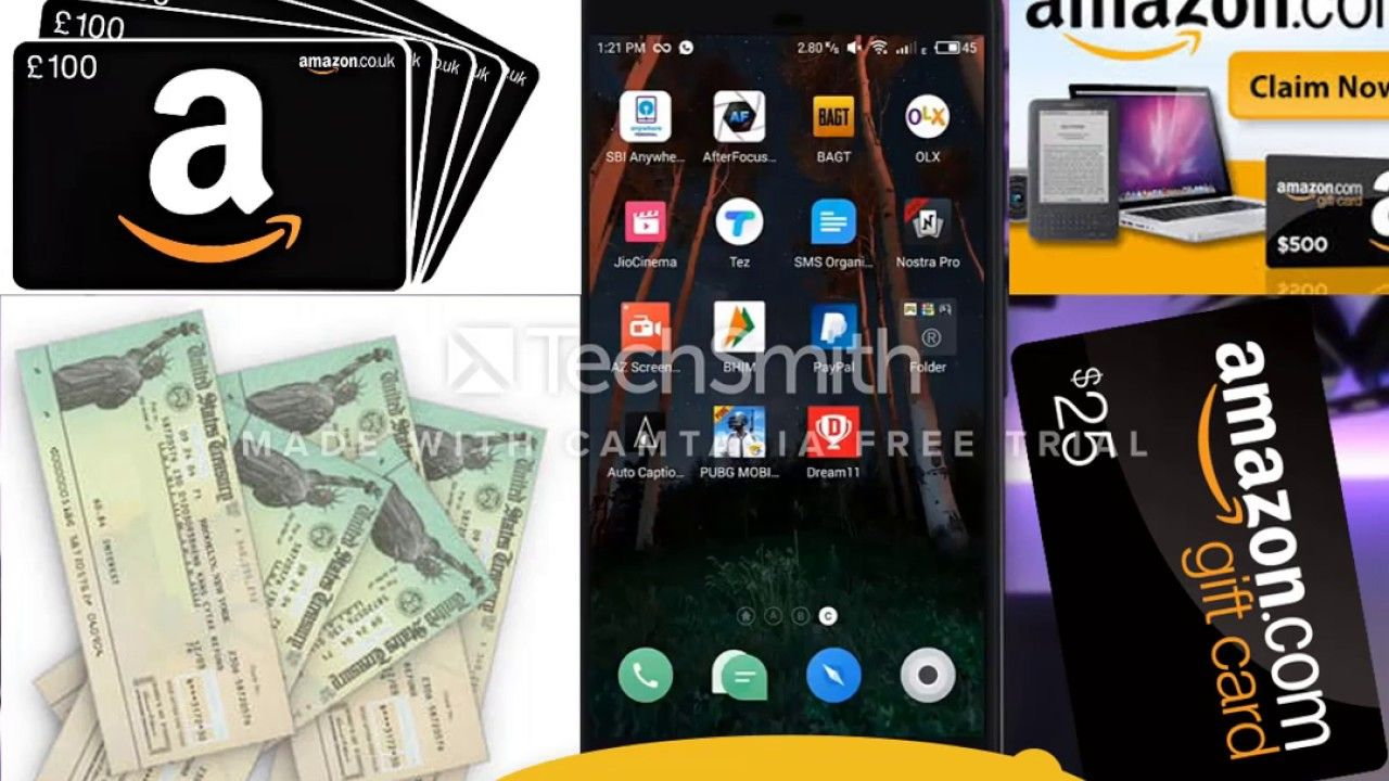 Amazon Gift Card Money Unlimited 1000 In Froof Gift Cards