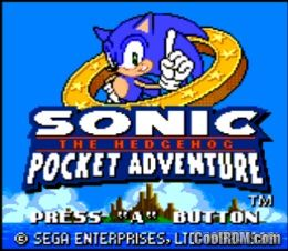 Sonic the Hedgehog - Pocket Adventure ROM Download for Neo Geo