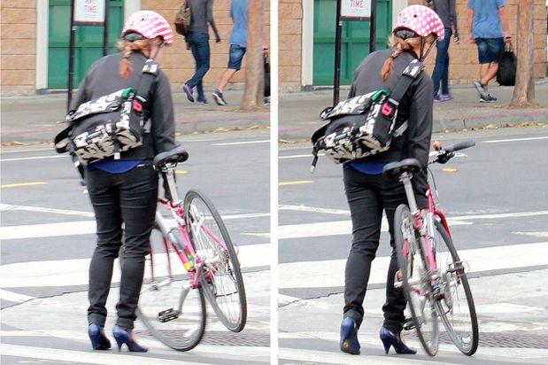 Bike To Work Day Street Style Bike Fashion Bike Style And Cycle