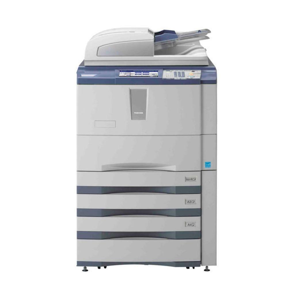 Toshiba E Studio 756 Black And White Copier Printer Toshiba