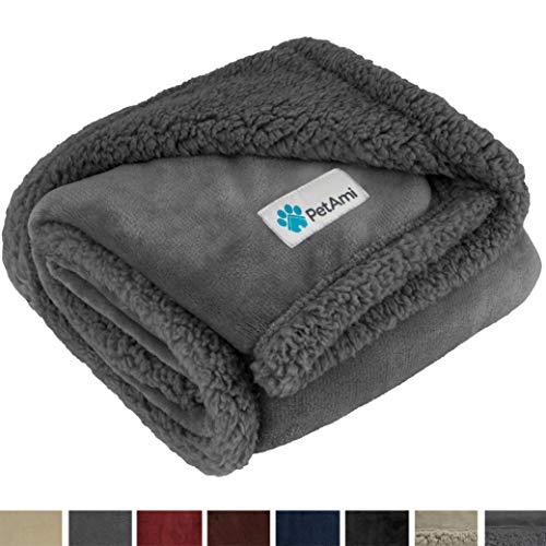 PetAmi Premium Puppy Blanket Pet Small Dog Blanket for