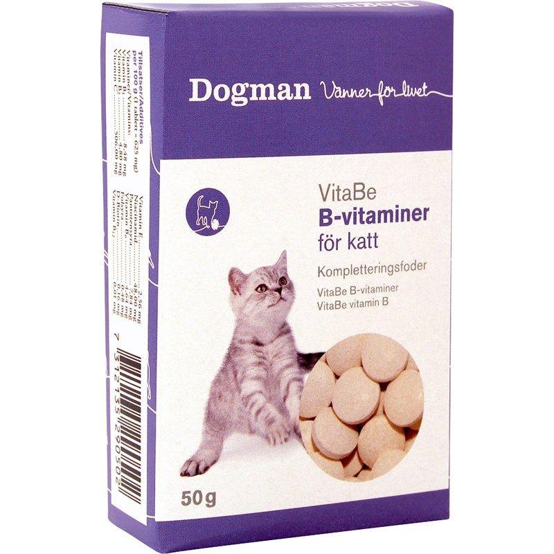 b vitamin till katt