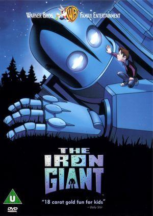 Alien Movies The Iron Giant Capas De Filmes Gigante De Ferro