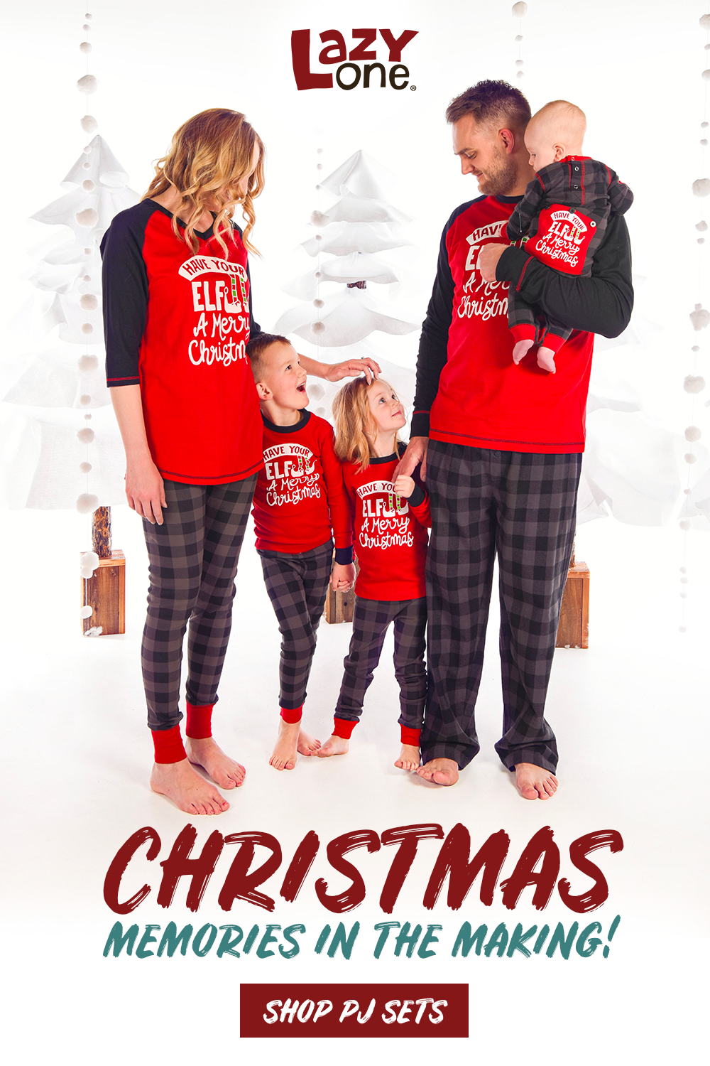 a8151d0189 LazyOne Matching Pajamas. Shop now for family pajamas for kids ...