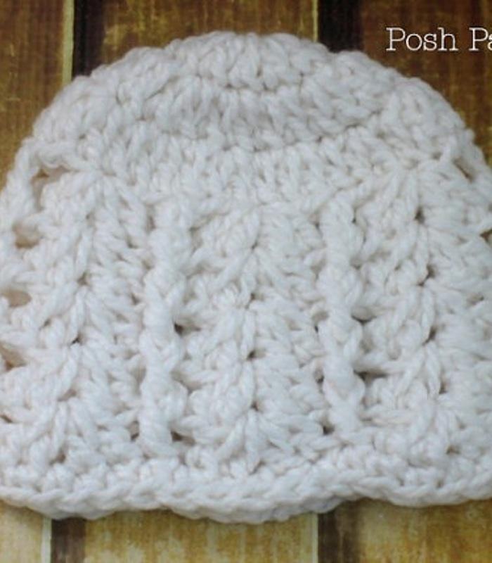 Crochet Pattern - Elegant Crochet Hat Pattern   Zapatos   Pinterest ...