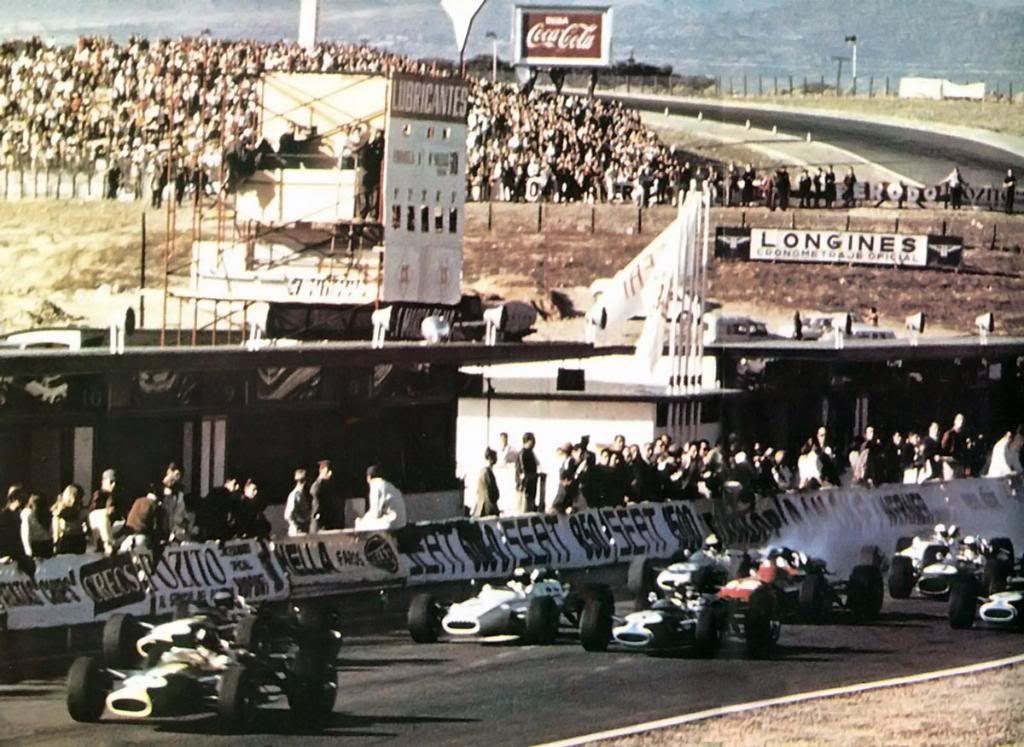 12 11 1967 Jarama I Gp De Madrid Salida Carreras