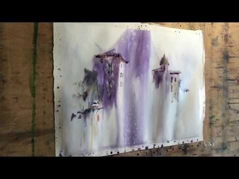 Youtube Art Aquarelle Peinture Aquarelle