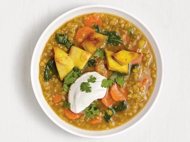 Curried lentil vegetable soup recipe lentil vegetable soup curried lentil vegetable soup vegetarian soupeveryday foodrecipe forumfinder Image collections