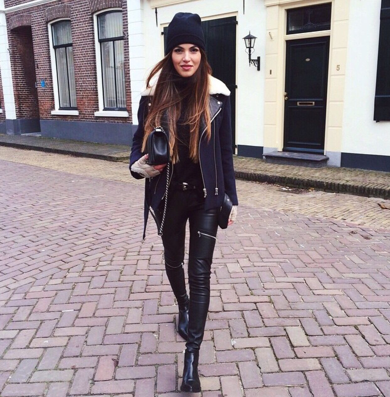 Negin Mirsalehi. Fall Winter OutfitsFall ...