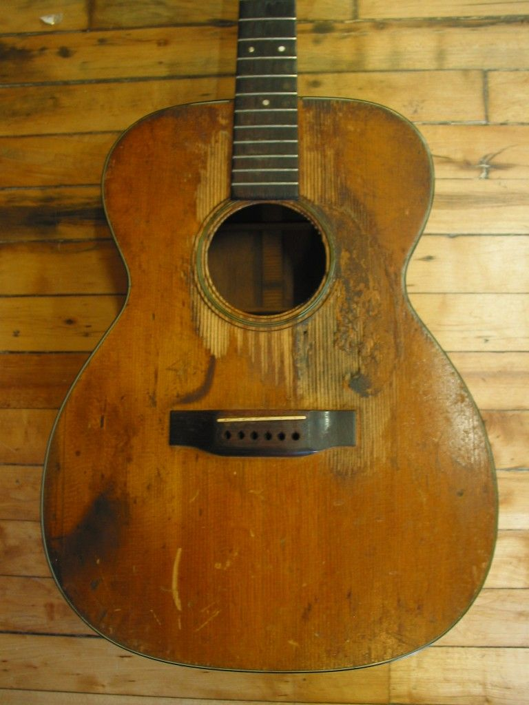Vintage Martin Neck Reset Refret Believe Me She S Worth It Martin Guitar Guitar All Music Instruments