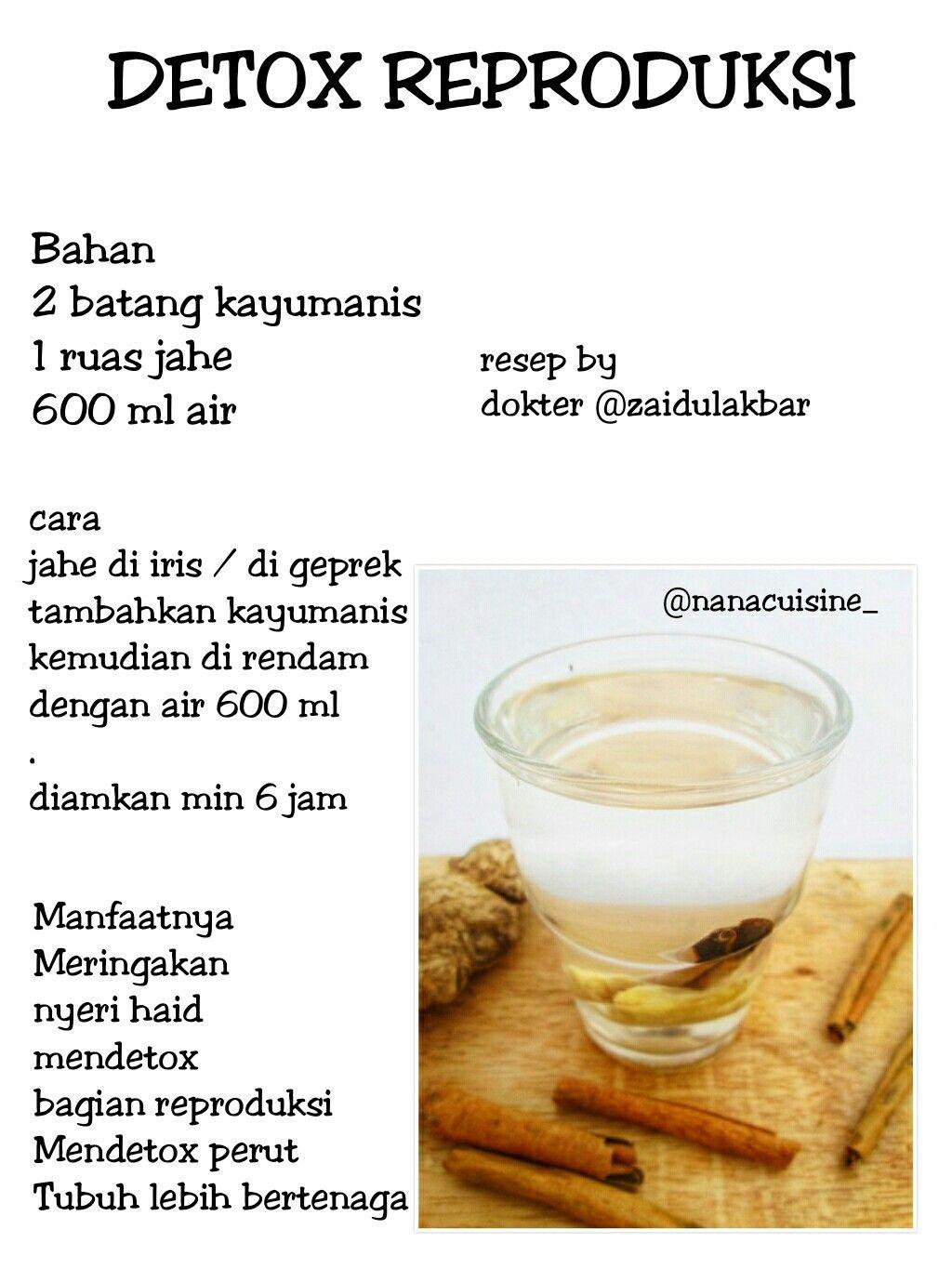 Pin Oleh Nurhayati Tajuddin Di Resep Jsr Diet Detoks Resep Makanan Sehat Resep Diet