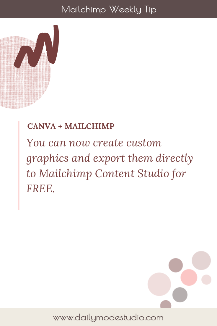 Cohesive Designs That Authentically Represent Your Brand Are Paramount To Your Business No Design Skills Email Template Mailchimp Create Graphics Create Email