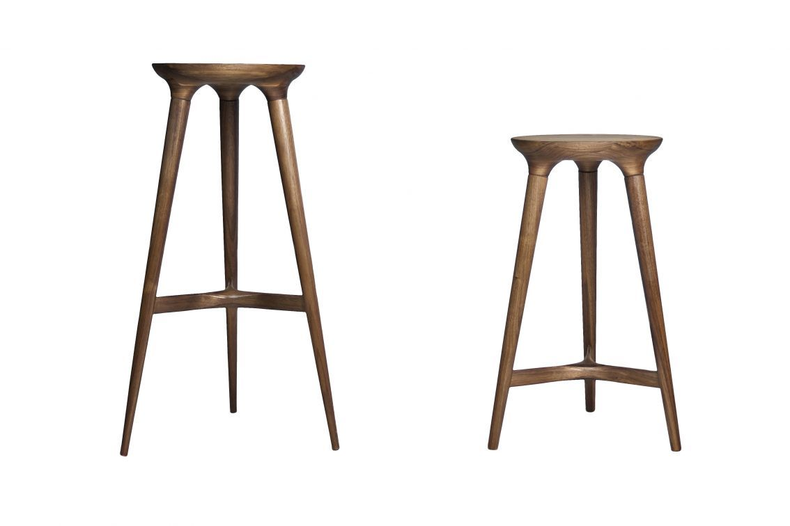 24 Modern And Elegant Kitchen Bar Stools To Inspire You
