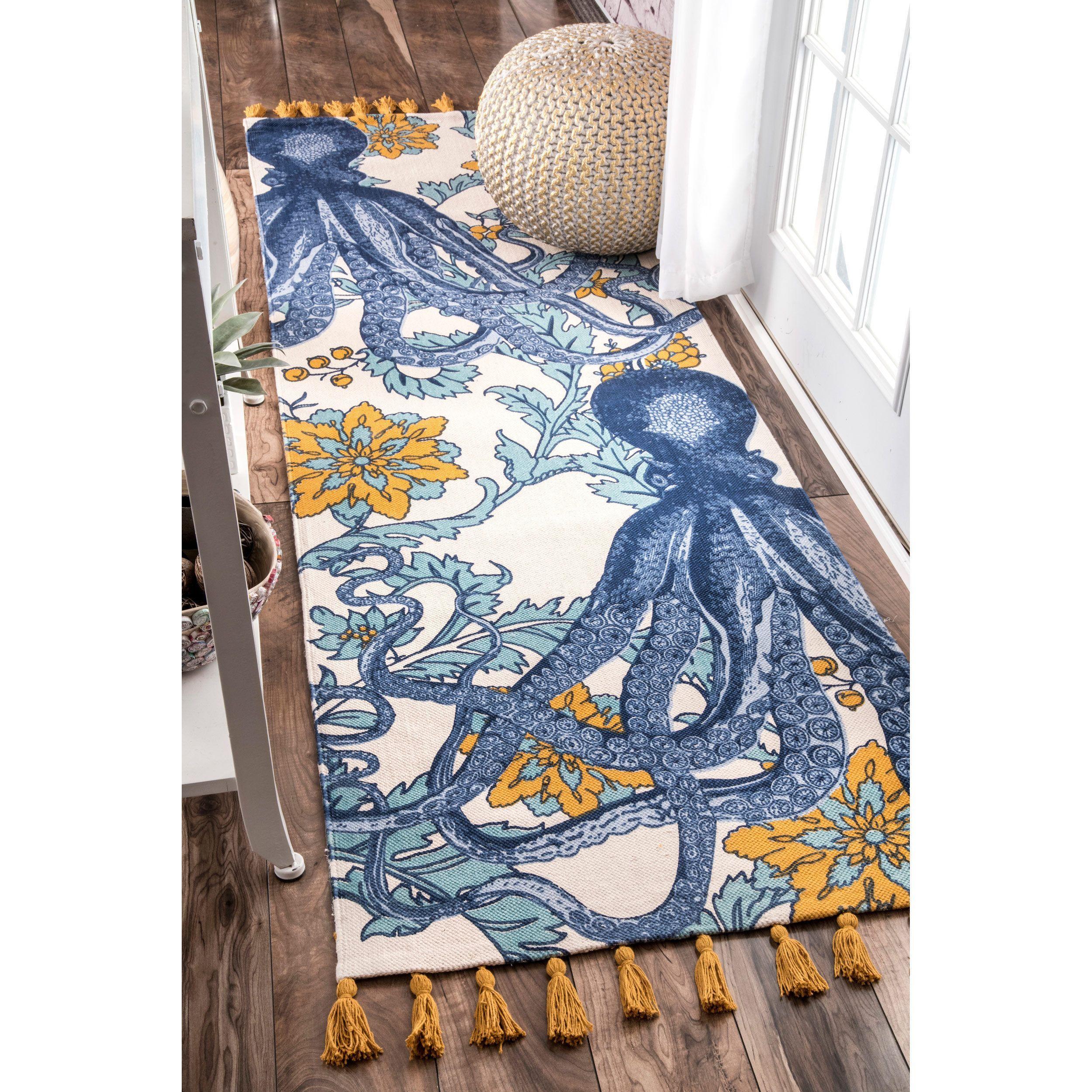 design blue rug orange home wool modern nuloom handmade simple extraordinary and x cievi trellis ideas