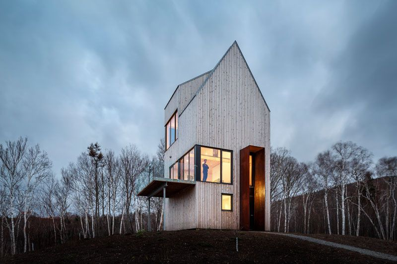 Rabbit Snare Gorge   Cabin, Designed By Design Base 8 In Collaboration With  Omar Gandhi Architect Inc.