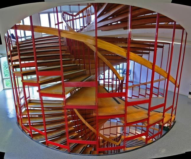 Best Photograph By Dave Didcot Double Spiral Staircase At 400 x 300