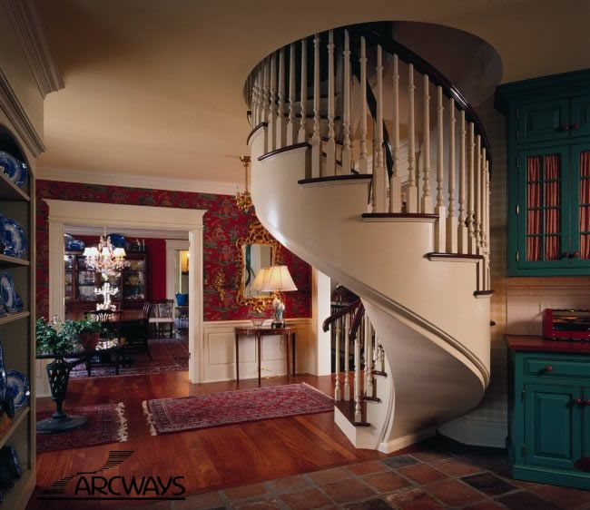 Best Nice Spiral Staircase Staircase Small House Design 640 x 480