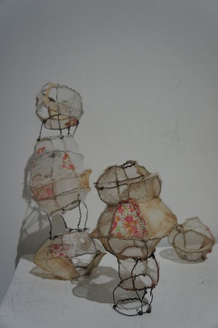 Sophie Truong Soft Sculptures via Stitch and Tickle