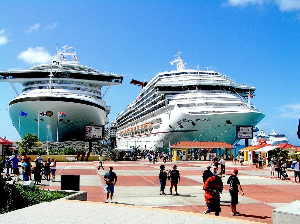 St Maarten Island   Philipsburg. Cruise PortCruise ...