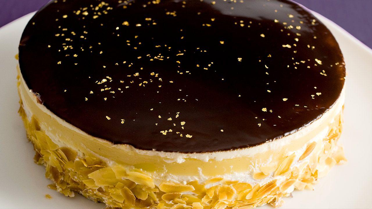 Beste Eierpunsch-Torte mit Verpoorten Punsch Bild 1