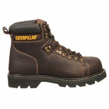 Men S Alaska Fx 6 Products Steel Toe Boots Steel Toe