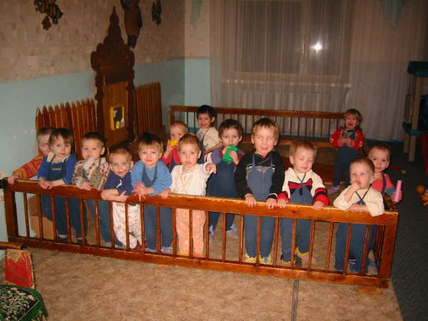 Russian Children Orphanage Where would my kids be...
