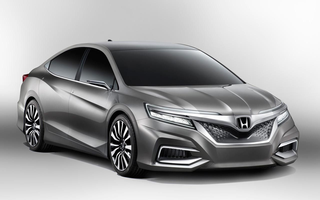 New model 2018 honda accord sedan will reportedly get a host of improvements including more expressive styling new engines specs price and release date