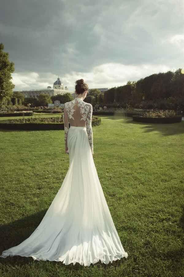 Incredibly Stylish Ester Bridal Wedding Dresses - MODwedding