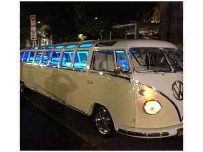 wedding transportation ideas  girl  party pinterest cars limo  vw bus