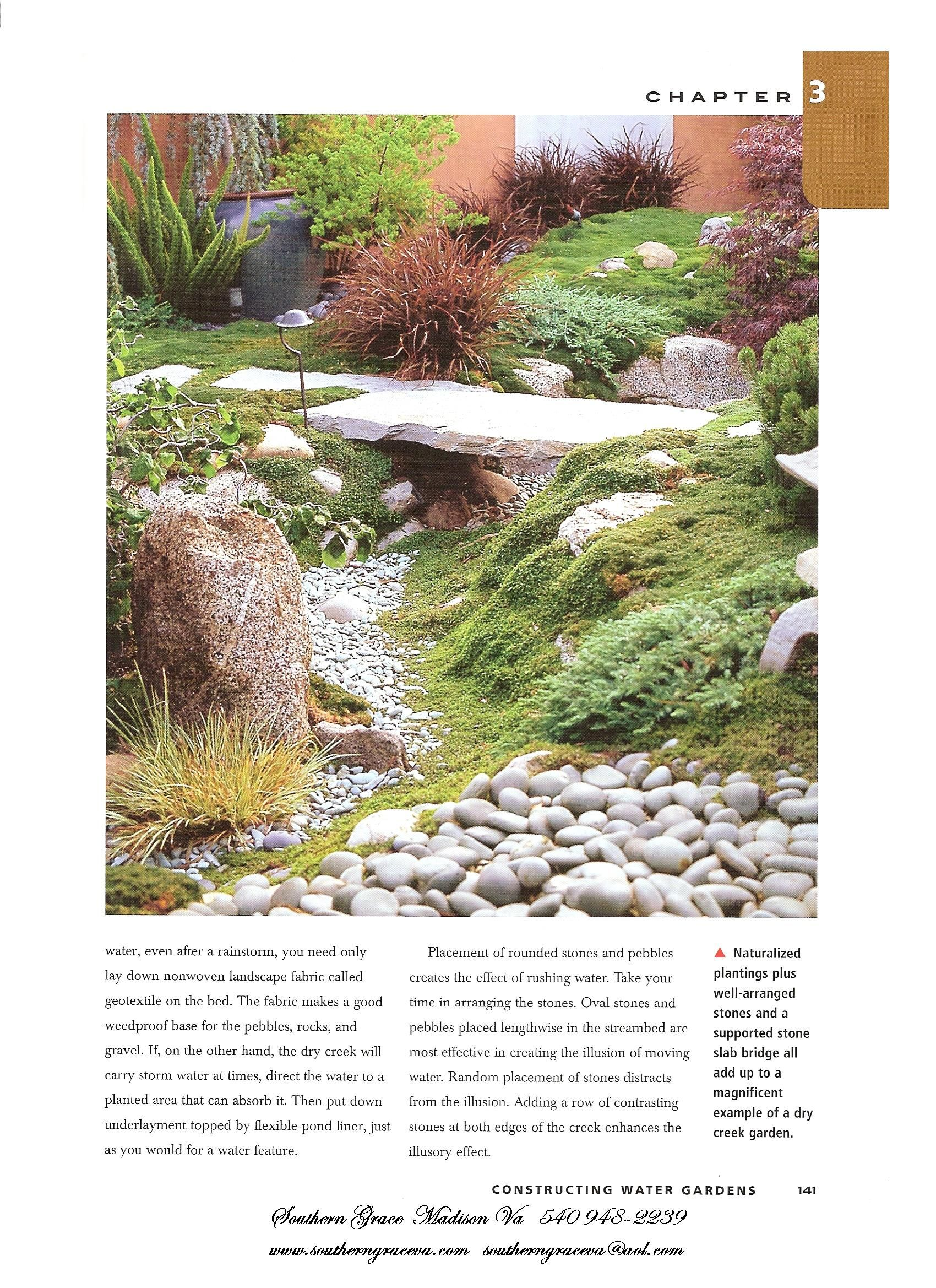Dry Stream Better Homes And Garden