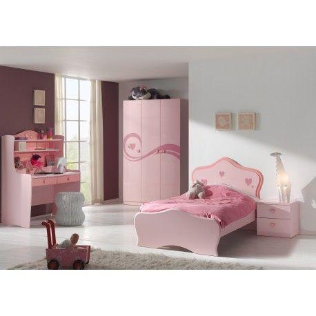 Faite rêver votre petite fille grâce à cette chambre complète ...