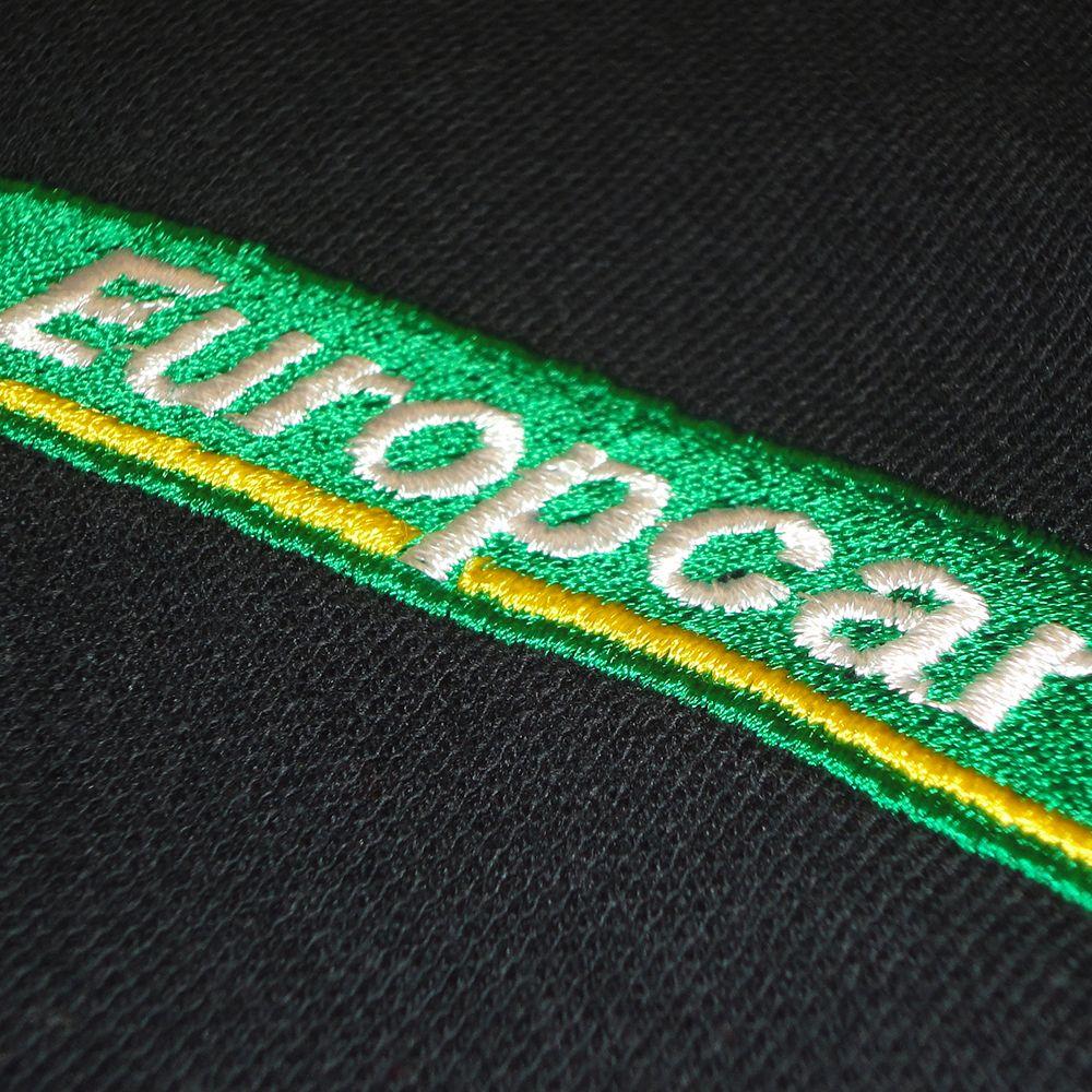 Embroidered Polo Shirts For Europcar Embroidery Polo Shirts