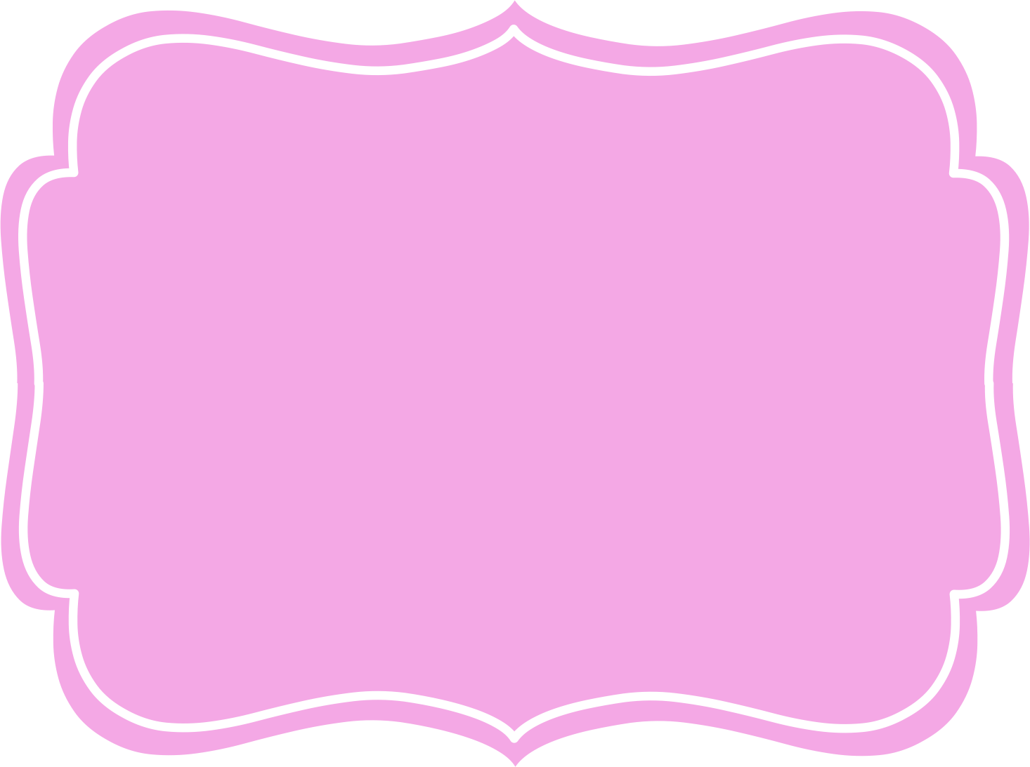 transparent label pink and white clip art label and tags rh pinterest ca clip art labels template clipart label borders