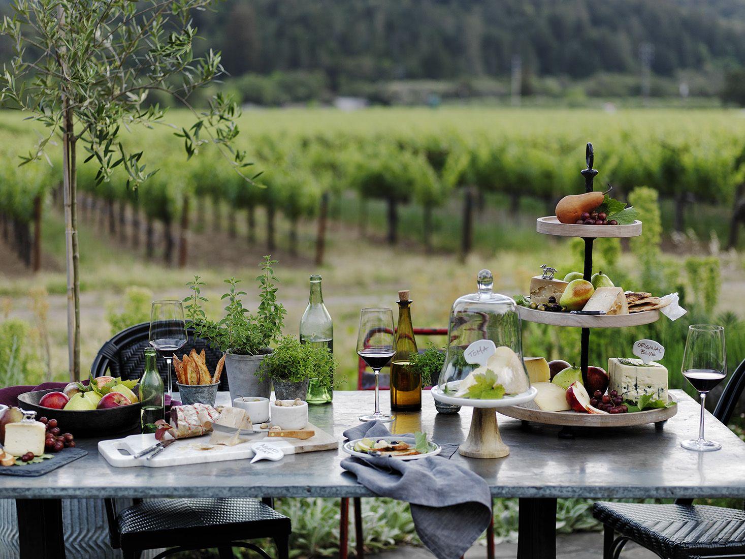 Wine & Cheese Party | Williams-Sonoma Taste