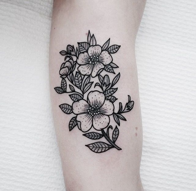 Pin By Jazmin Nichol On Tattoo Piercing Ideas: Tattoos, Flower Tattoos Y