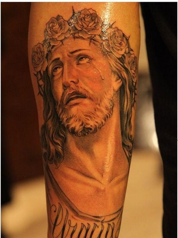 8888c1c3e 30 Spiritual Jesus Christ Tattoo designs and meaning   Find your Way