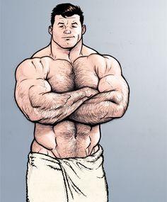 mccoy nude Hank