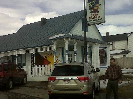 Casa Blanca Leadville Colorado Amazing Mexican Food