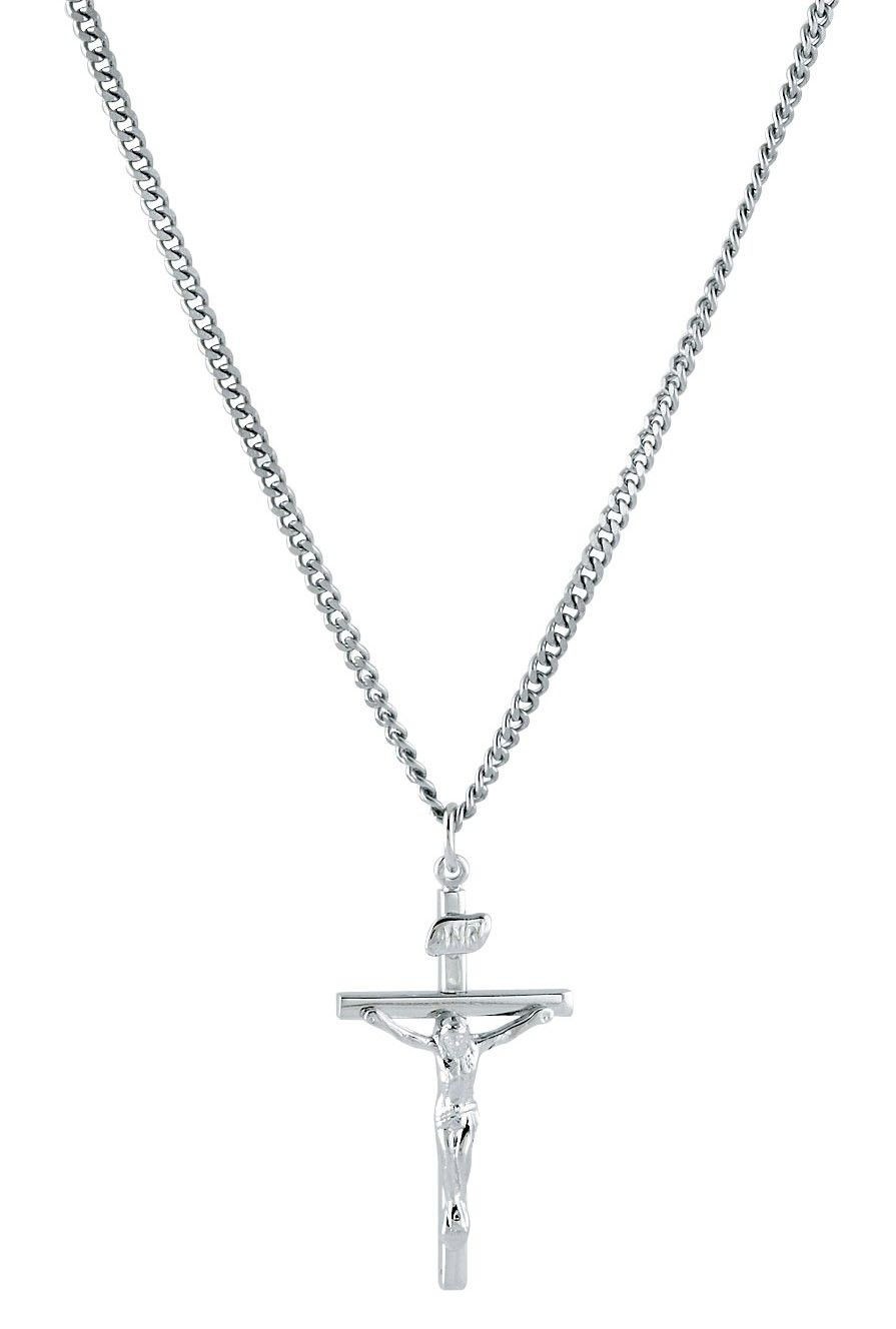 Sterling silver crucifix necklace 28 for sister gift ideas sterling silver crucifix necklace 28 for sister aloadofball Images