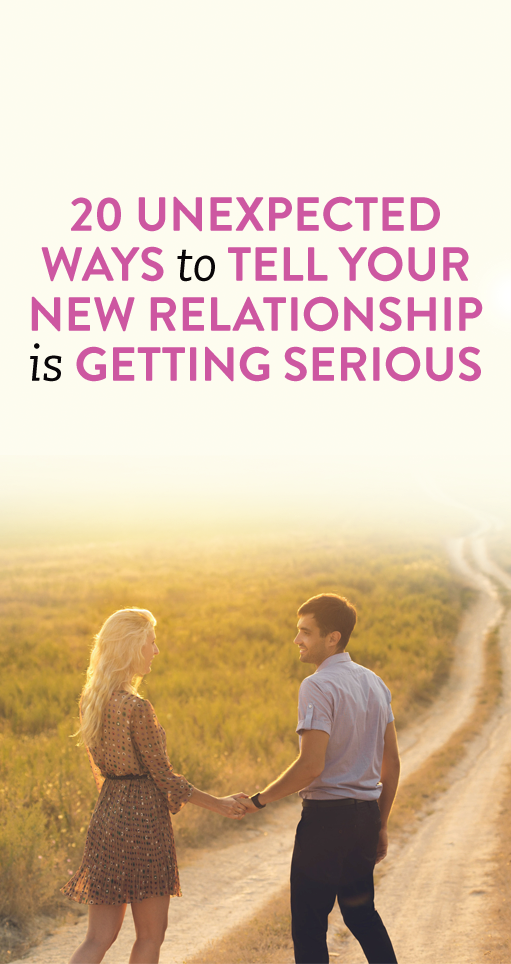 How do you know if your relationship is serious