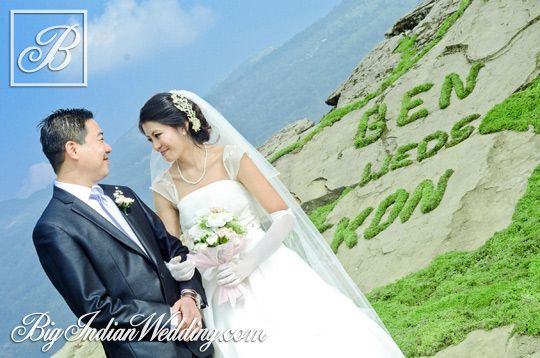 Romantic wedding shoot , Benchilo and Ekon, Betoka Swu Photography !