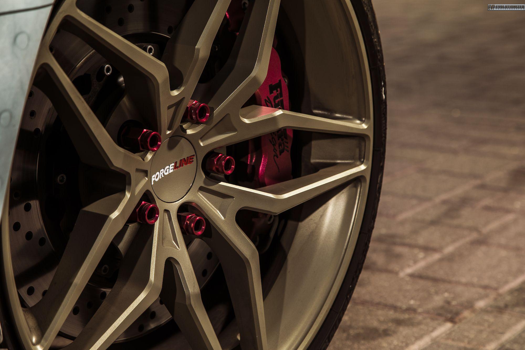 Jhae Pfenning Nsx, Performance wheels