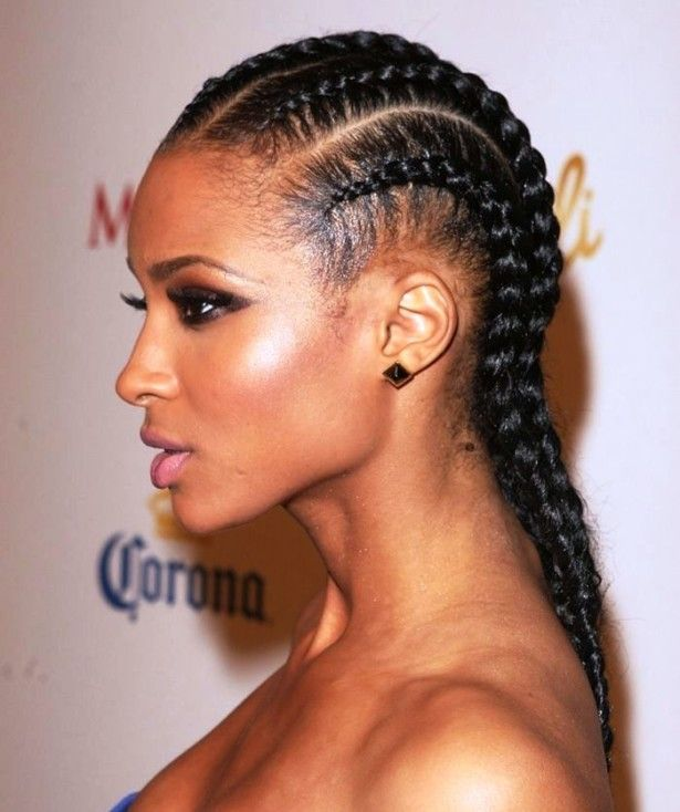Image Result For African American Toddler Hairstyle Braided To An Afro