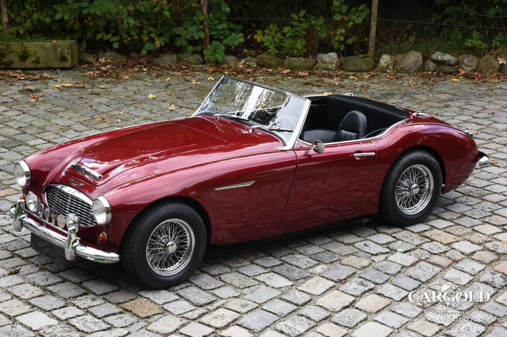 1960 Austin Healey-100/6-Roadster | NEW RIDES...Like the old rides ...
