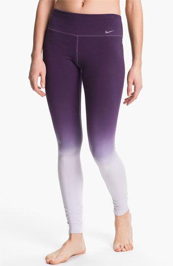 Nike 'Legend 2.0' Dip Dye Leggings available at #Nordstrom
