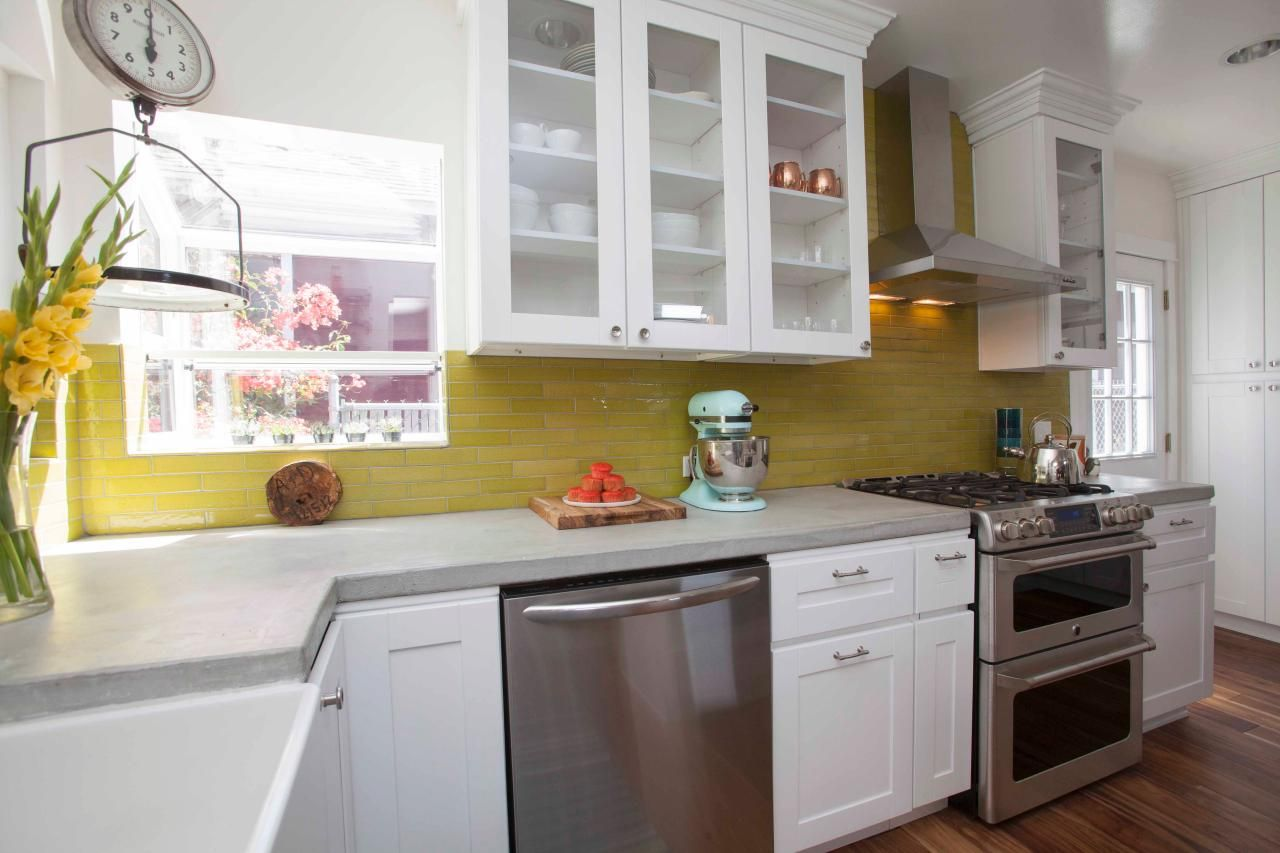 8 Ways To Make A Small Kitchen Sizzle Captivating Small Kitchen Remodel Ideas Inspiration Design